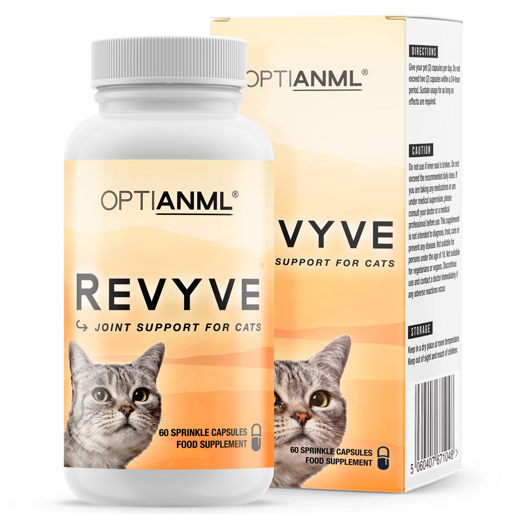 Revyve Cat Joint Support Formula Product Image